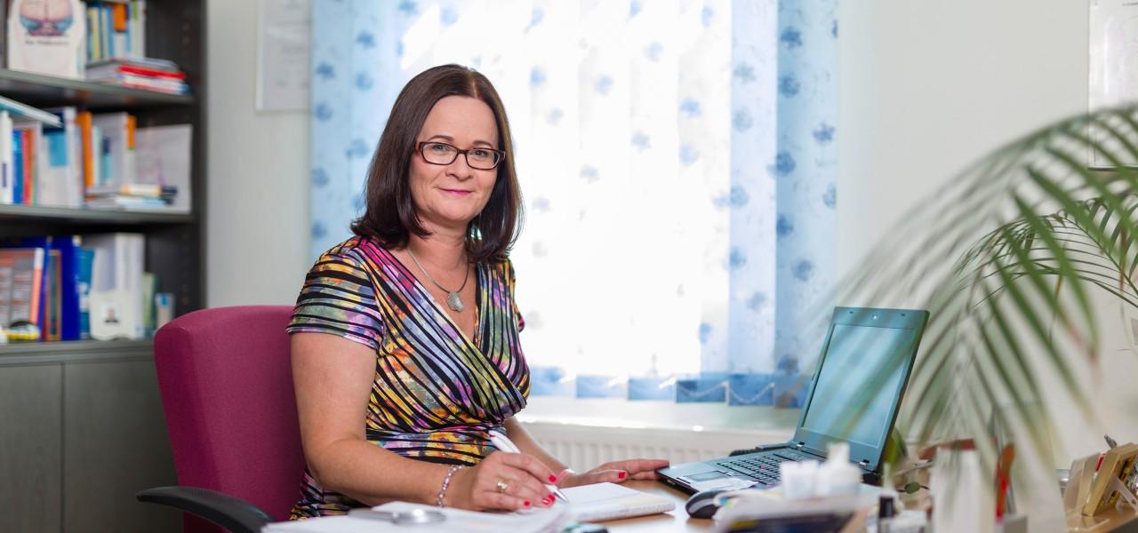 Dr. med. Kriemhild Barth