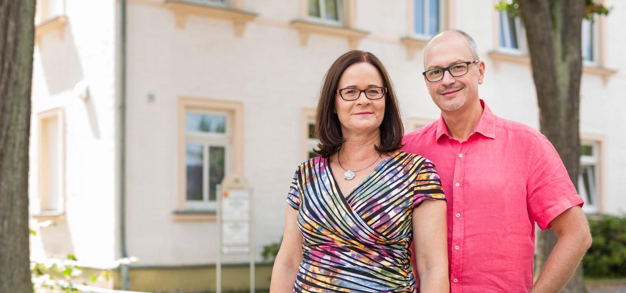 Dr. med. Kriemhild und Dr. med. Andreas Barth